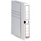 Pudełko archiwizacyjne biały 80mm
