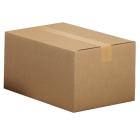 Kartony składane, 2-warstwowe, 500x400x400mm